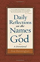 Daily Reflections on the Names of God: A…