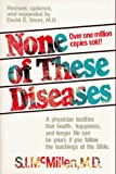 McMillen, N.D.S.T.: None of These Diseases