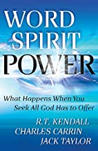 Word Spirit Power: What Happens When You…