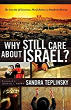Why Still Care about Israel?: The Sanctity…
