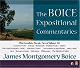Boice, James Montgomery: The Boice Expositional Commentaries on CD-ROM (Electronic Edition)