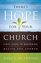 There's Hope for Your Church: First…
