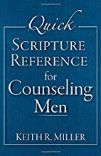Quick Scripture Reference for Counseling Men…