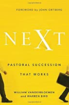 Next: Pastoral Succession That Works by…