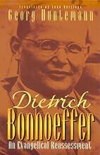 Dietrich Bonhoeffer by George Huntemann