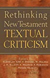 Black, David Alan: Rethinking New Testament Textual Criticism