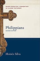 Philippians by Moisés Silva