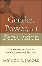 Gender, Power, and Persuasion: The Genesis…