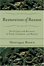 Restoration of Reason: The Eclipse and…