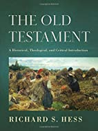The Old Testament: A Historical,…