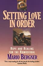 Setting Love in Order: Hope and Healing for…