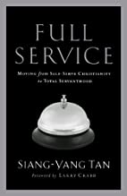 Full Service: Moving from Self-Serve…
