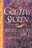 Packer, J. I.: God Has Spoken: Revelation and the Bible