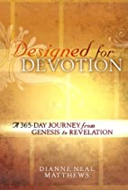 Designed for Devotion: A 365-Day Journey…