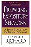Richard, Ramesh: Preparing Expository Sermons: A Seven-Step Method for Biblical Preaching