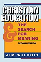 Christian Education and the Search for…