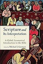 Scripture and Its Interpretation: A Global,…