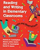 Reading and Writing in Elementary…