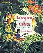 Literature for Children: A Short…