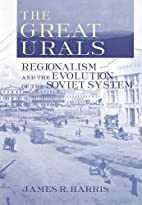 The Great Urals: Regionalism and the…