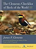 Clements, James F.: The Clements Checklist of Birds of the World