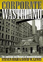 Corporate Wasteland: The Landscape and…