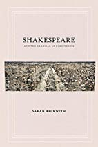Shakespeare and the Grammar of Forgiveness…