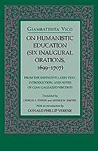 On Humanistic Education (Six Inaugural…