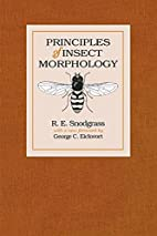 Principles of Insect Morphology (Comstock…