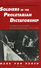 Soldiers in the Proletarian Dictatorship:…
