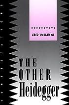 The Other Heidegger (Contestations: Cornell…