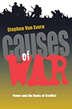 Causes of War: Power and the Roots of…