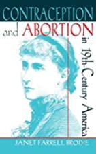 Contraception and Abortion in…