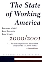 The State of Working America 2000-2001 by…