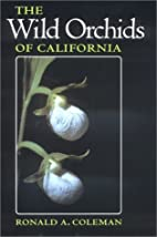 The Wild Orchids of California (Comstock…