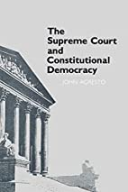 The Supreme Court and Constitutional…