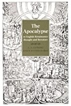 The Apocalypse in English Renaissance…