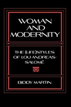 Woman and Modernity: The Lifestyles of Lou…