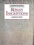 Understanding Roman Inscriptions by Lawrence…