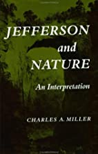 Jefferson and Nature: An Interpretation by…