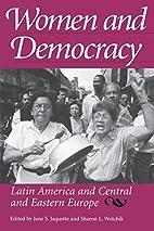 Women and Democracy: Latin America and…