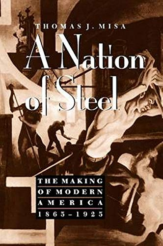 a-nation-of-steel-the-making-of-modern-america-1865-1925-johns-hopkins-studies-in-the-history-of-technology