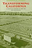 Pincetl, Stephanie Sabine: Transforming California: A Political History of Land Use and Development