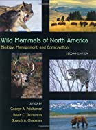 Wild Mammals of North America: Biology,…