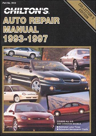 chiltons-auto-repair-manual-1993-97-perennial-edition-chilton-service-manuals