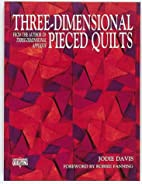 Three-Dimensional Pieced Quilts by Jodie…