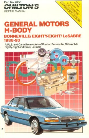 gm-h-body-bonneville-oldsmobile-and-lesabre-1988-93-chiltons-repair-tune-up-guides