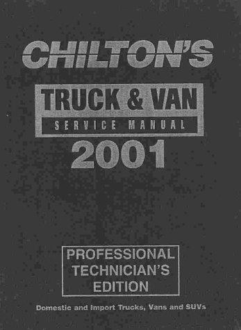 chilton-truck-van-service-manual-chilton-service-manuals