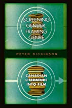Screening Gender, Framing Genre: Canadian…