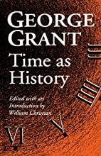 Time as History (Philosophy and Theology) by…